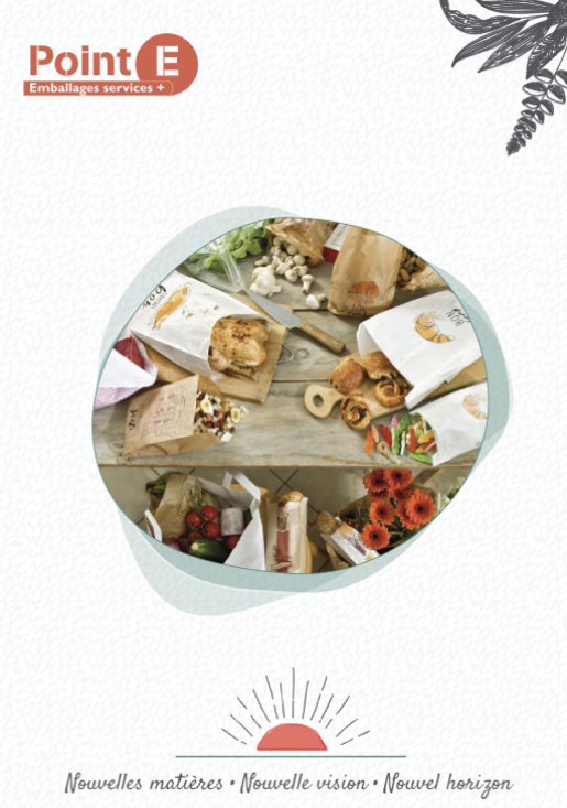 Catalogue emballages alimentaires Point E